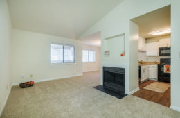 two bedroom apartment at treybrooke at the park
